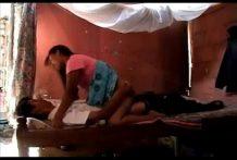 Mexicanos realizando un buen video casero en casa