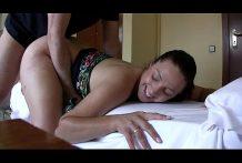Realizando buen video porno casero con la linda Pamela